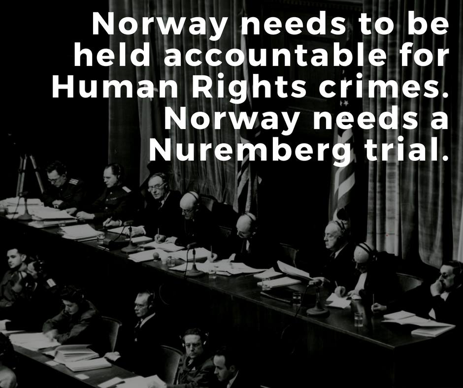 human rights service statsstøtte